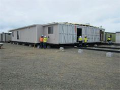 APG provides remote camp services such as modular offices, modular buildings & temporary accommodations for remote mining accommodation camps.