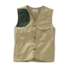 Filson Scout Vest - Dry Tin