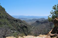 Lost Mine Trail. Chisos Mountains, Big Bend National Park. Photography by: Tim Speer