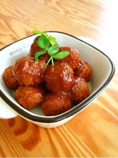お弁当に*煮込みミートボール* by *さらさ* [クックパッド] 簡単おいしいみんなのレシピが236万品