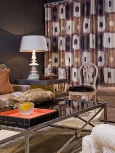 Modern Furniture: 2012 Candice Olson Living Room Design Tips Dining Room Walls, Living Room Furniture, Living Room Decor, Modern Furniture, Window Treatments Living Room, Transitional Living Rooms, Minimalist Living, E Design, Design Ideas