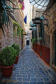 Old Aleppo - Syria حلب القديمة - سورية