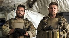 """{  INSIDE 'AMERICAN SNIPER': HOW CLINT EASTWOOD CAST A REAL NAVY SEAL  }    #AmericanSniper  .... ''Former Navy SEAL Kevin """"Dauber"""" Lacz, who served for four years with Chris Kyle, speaks to The Hollywood Reporter about working alongside Bradley Cooper in #AmericanSniper and acting as the film's technical advisor.''....   http://www.hollywoodreporter.com/heat-vision/inside-american-sniper-how-clint-761807?mobile_redirect=false"""