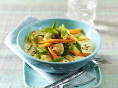 Warm // Curry / Hähnchen / Gemüse