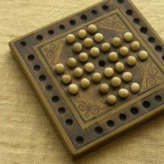 Anyone remember Chinese Checkers?  I loved playing that game when I was younger.