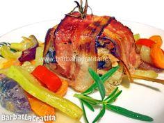 Muschi de porc cu legume la cuptor Turkey, Cooking Recipes, Stuffed Peppers, Chicken, Meat, Vegetables, Pork, Turkey Country, Chef Recipes