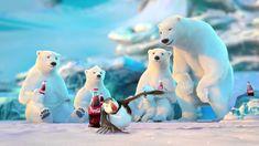 coca cola werbung | Coca-Cola: Lied aus der Werbung mit Papagei und Polarbären ...