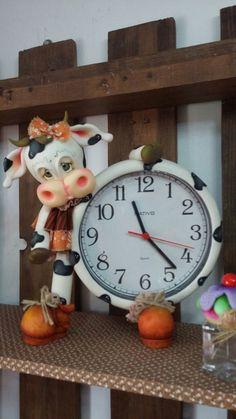 relógio de balcão | Ketlin Rocha Hoffmann | Elo7
