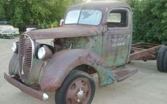 38 Ford Truck basis for build