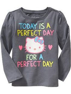 Hello Kitty® Graphic Tees for Baby