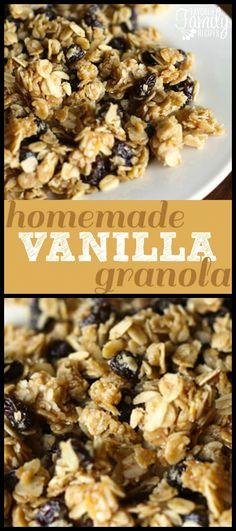 This Homemade Vanill