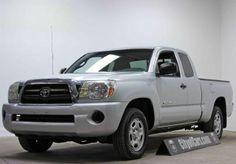 2007 Toyota Tacoma, 41,576 miles, $16,990.