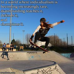 66 Best skate quotes images | Skateboarding quotes, Skating