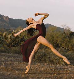 Juliet Doherty is such a gorgeous ballet dancer. Love her in the the ballet film Opid. Leotard by www.luckyleodancewear.com Shot by Heather Walker