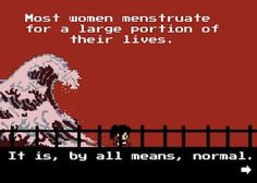 'Tampon Run': Teenage coders make a video game about menstruation at summer camp | Dangerous Minds
