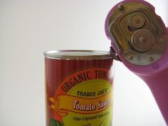 Pictures - Opening cans without the hassle - National Home Gadgets | Examiner.com