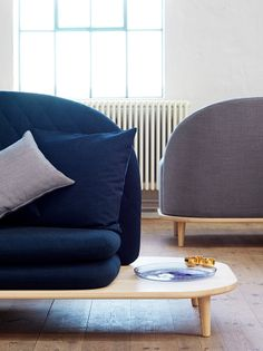Fogia - Nordic design featured at SFF - New shapes, materials and colours