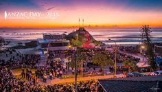 Anzac Day 2015 100th Gold Coast Australia! Lest we forget