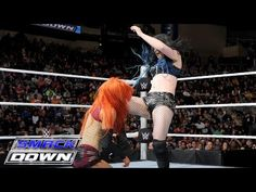 Becky Lynch vs. Paige: SmackDown, December 10, 2015 - Wrestling News, WWE News, TNA News, Superstars, UFC News, Profiles, Gossip