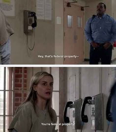 "Piper's wonderfully crafted comeback: | The 25 Greatest Lines From ""Orange Is The New Black"" Season 2"