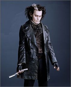 Another view of Sweeny Todd