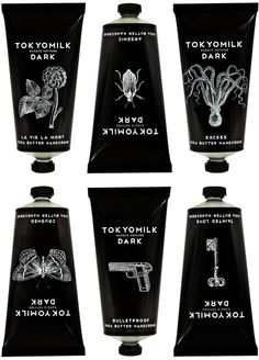 #Tokyomilk - Marvelous! That is all. #packaging #graphic design #brand