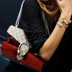 #StreetStyle details : Gucci