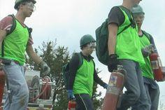 Crisis Response Drill at NWMSU