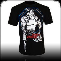 SPIDER INSTINCT Tee Shirt MMA Viking
