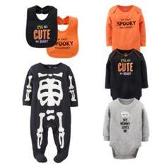 Carter's Halloween Mix & Match Coordinates - Baby