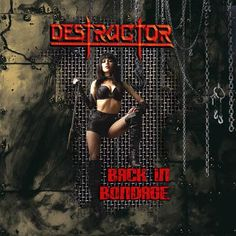 HARD N' HEAVY NEWS: DESTRUCTOR - REVEALS NEW ALBUM'S DETAILS, FIRST SINGLE ONLINE