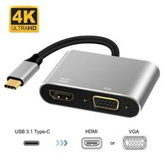 Ipad Pro, Macbook Pro, Galaxy Note, Galaxy S8, Huawei P10 Plus, Adaptador Usb, Data Transmission, Zuko, Docking Station
