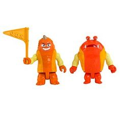 Imaginext® Disney•Pixar Monsters University George & Big Red
