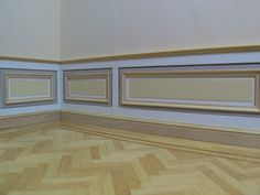 how to: wainscoting