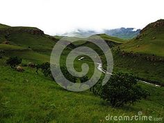 Photo about Grey day at Bushman`s River Valley in Giant Castle Game Reserve of uKhahlamba Drakensberg National Park in Central Drakensberg. Image of ukhahlamba, weather, trail - 103954470 Game Reserve, National Parks, Castle, Africa, Weather, Victoria, River, Stock Photos, Grey