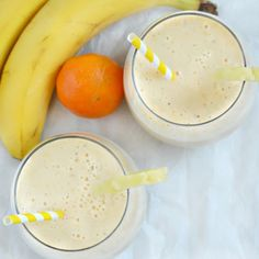 Cup of Sunshine Smoothie