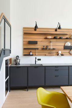 Design Awards, Beautiful Color Combinations, Küchen Design, Kitchen Cabinets, Room Decor, Inspiration, Future, Studio, Kids Room Paint