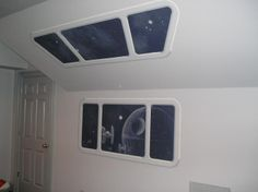 Star Wars Room Painting Ideas | Star Wars room ideas | Star Wars Party