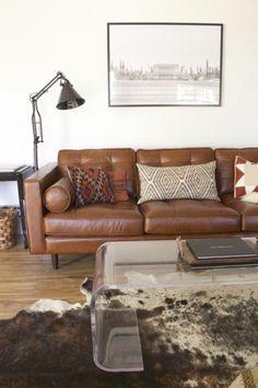 19 Meilleures Images Du Tableau Canapé Marron Deco Brown Couch