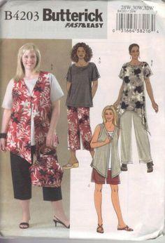 Plus size pants 28w
