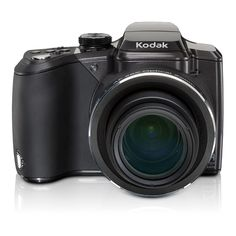 Kodak Easyshare Z981 14 MP Digital Camera with Schneider-Kreuznach Variogon 26xWide Angle Optical Image Stabilized Zoom Lens and 3.0-Inch LCD Sreen. 14-megapixel resolution for stunning prints up to 30 x 40 inches. 26x optical zoom and 26mm wide-angle lens; 3-inch bright LCD. One-button upload to YouTube, Facebook, Flickr, and Kodak Gallery sites, plus e-mail. Vertical shutter release, detachable vertical grip; Fast click-to-capture speed (<0.2 sec.). Capture images to SD/SDHC memory…
