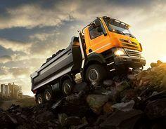 TATRA Trucks - TATRA Phoenix launch