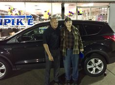 George Russell and the rest of the Turnpike Ford team wish to thank Mr. Knapp for his support 😃👍