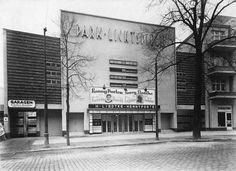 Park Lichtspiele in der Albrechtstrasse 48 Berlin-Steglitz (1930)