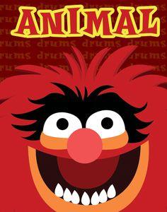 Muppet Pop Featuring Animal, Swedish Chef. Gonzo,... | HeroChan