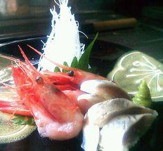 午後に仕込んだ肴をいただきます(*´-`) - 18件のもぐもぐ - 佐渡産甘えび  イワシの酢締め by minesan7