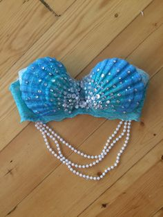 75Hey, I found this really awesome Etsy listing at https://www.etsy.com/listing/208153403/ocean-blue-mermaid-rave-bra-mermaid