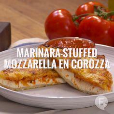 Red Mozzarella en Carozza