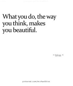 So true.. There's beauty to be found in everyone