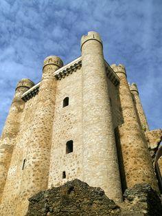Castillo de Valencia de Don Juan (Reino de León) S.XV